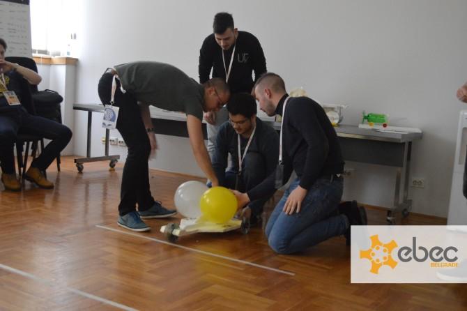 EBEC1 Da li ste spremni za izazov  Beogradski dani inženjera
