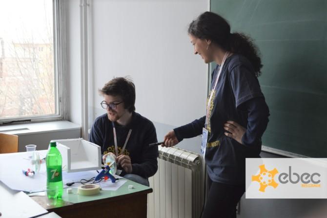 EBEC2 Da li ste spremni za izazov  Beogradski dani inženjera