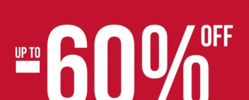 Sezonsko sniženje do 60%- Fashion Company