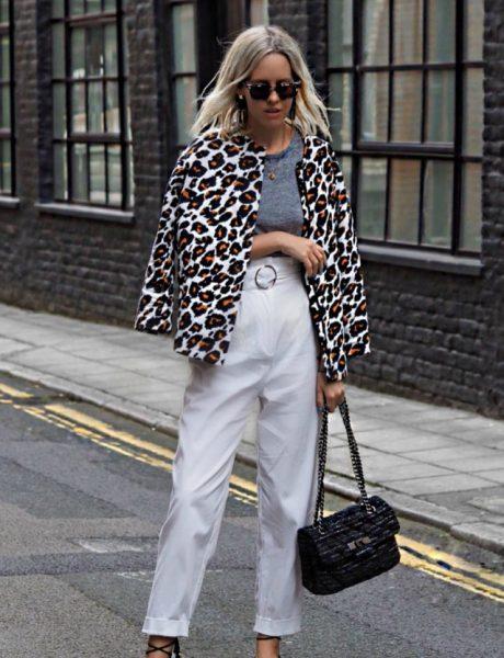 Trend: bele pantalone – pet chic rešenja kako ih nositi