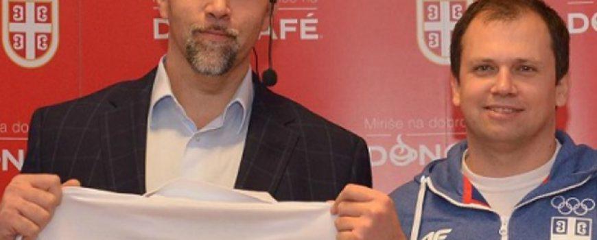 Doncafé zvanična kafe Olimpijskog tima Srbije