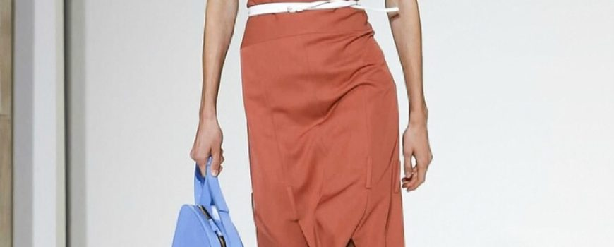 Pencil suknje su ponovo cool