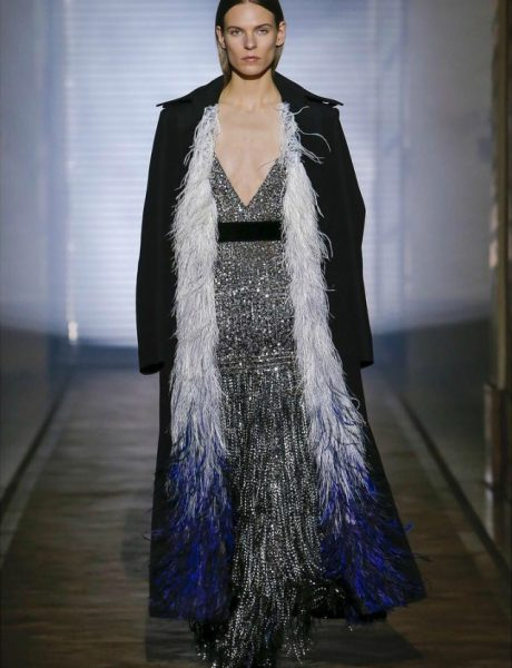 Moćna Givenchy couture ženstvenost- i to bez ijednog odela!