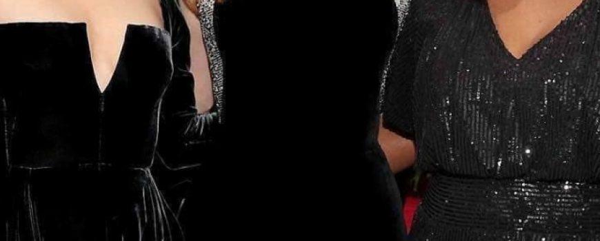 Zlatni globus 2018: Crne haljine na crvenom tepihu šalju snažnu poruku