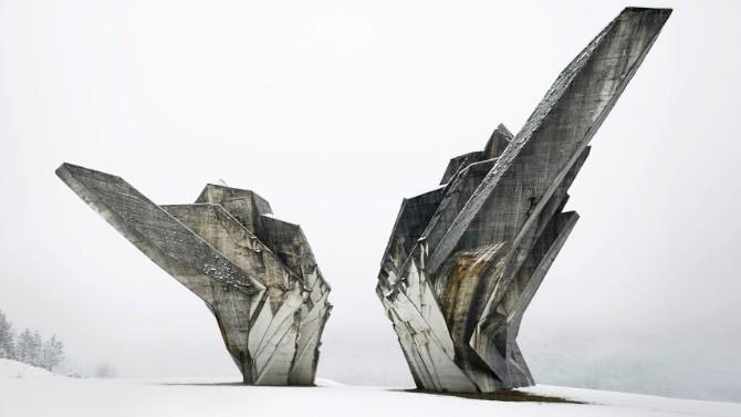 monument battle sutjeska moma toward concrete utopia yugoslavia exhibition dezeen hero 852x479 Izložba o jugoslovenskoj arhitekturi u Njujorku