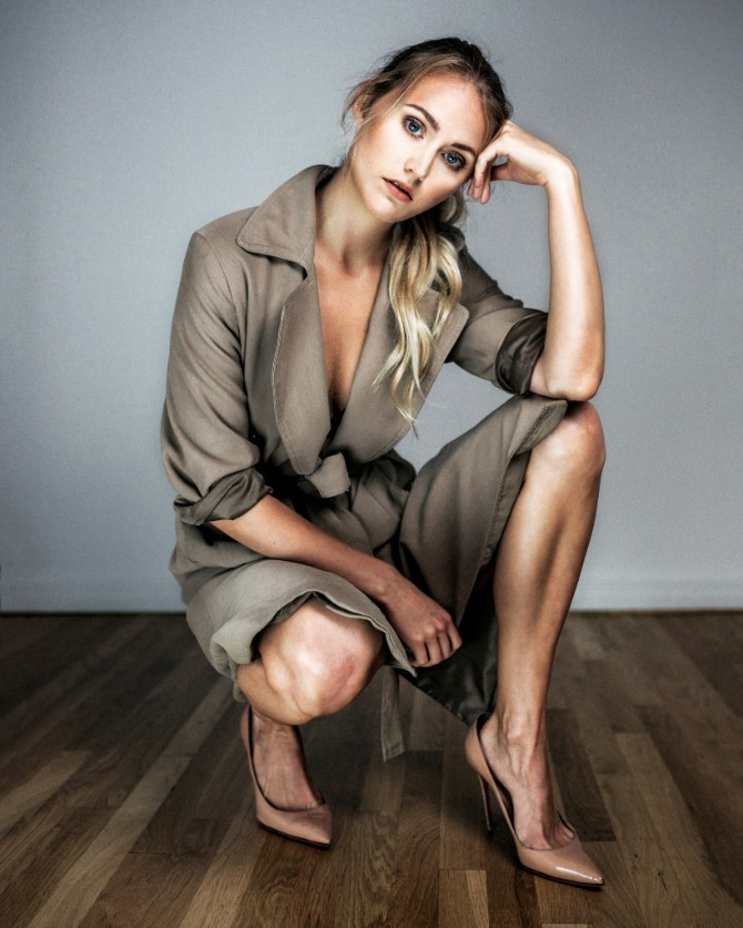 sasha9 Beauty&style editorijal: Pure edge