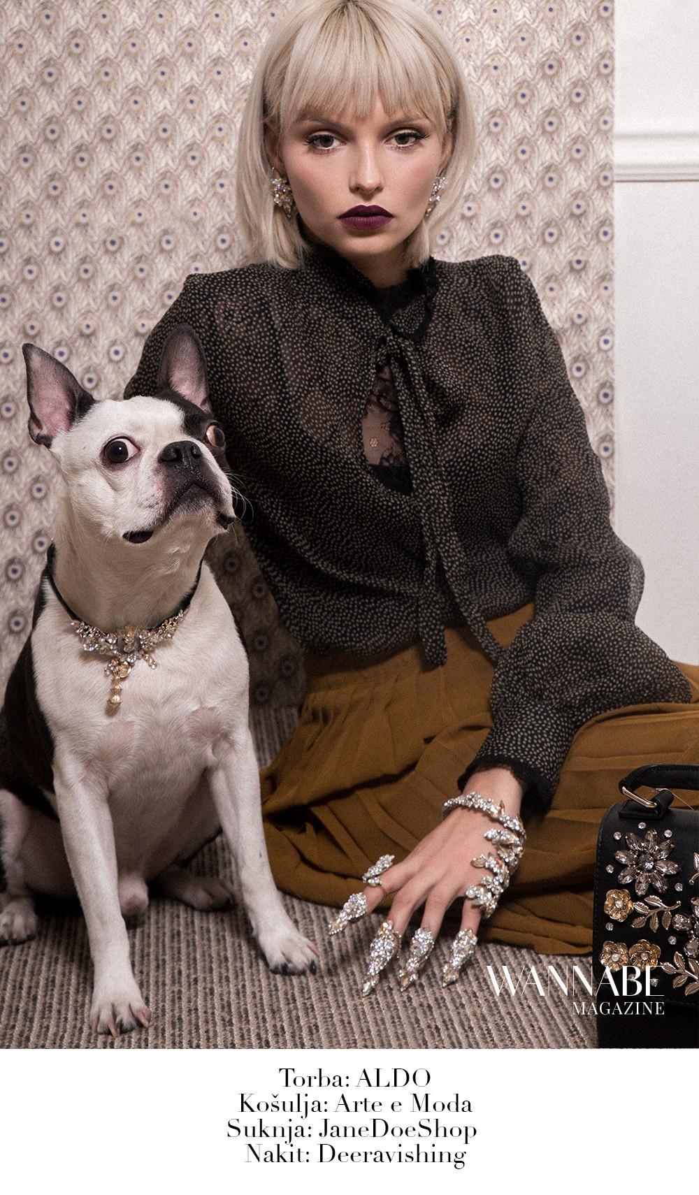 2 Wannabe editorijal: The Portrait of Ladies