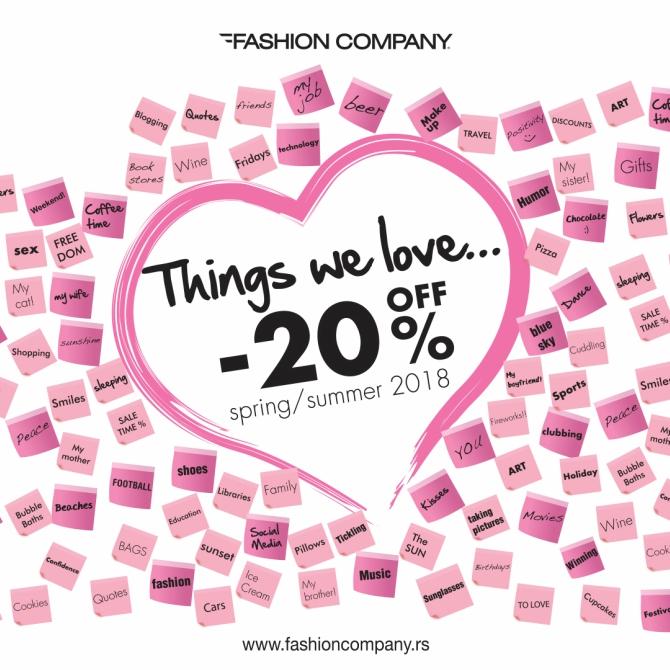 670 2 Dan zaljubljenih u Fashion Company prodavnicama