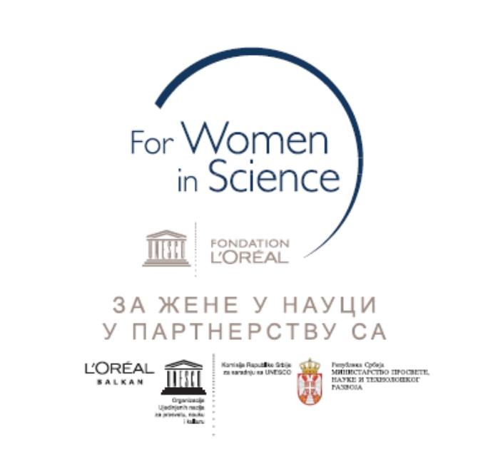 670 3 Konkurs za stipendije za mlade naučnice