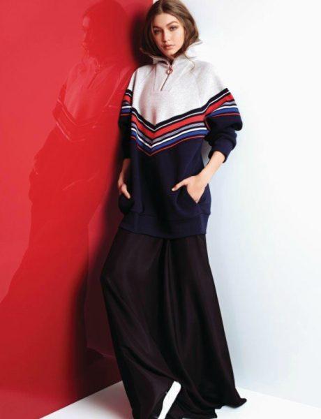 Gigi Hadid prolećna kapsula kolekcija za Tommy Hilfiger