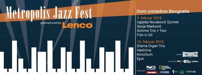 670 Metropolis Jazz Fest gramophoned by Lenco