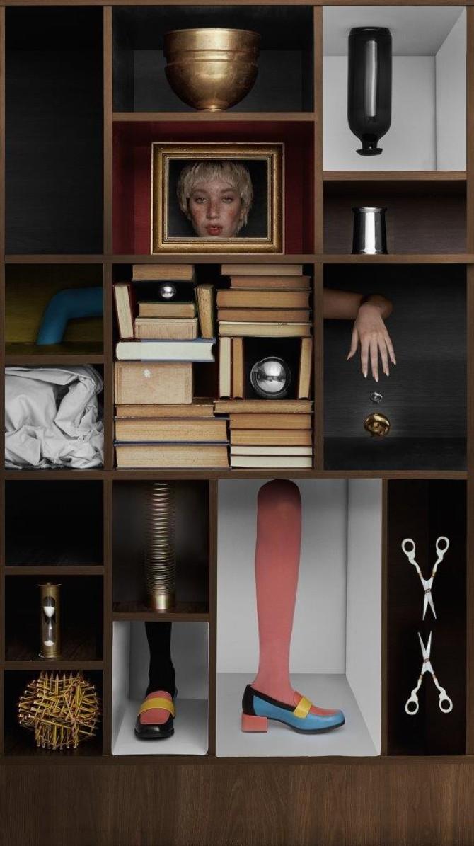 Camper Filip Custic 10 Tri decenije kultnog Twins modela brenda Camper