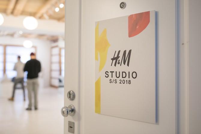 HM STUDIO H&M Studio kolekcija za proleće/leto 2018 predstavljena beogradskoj publici