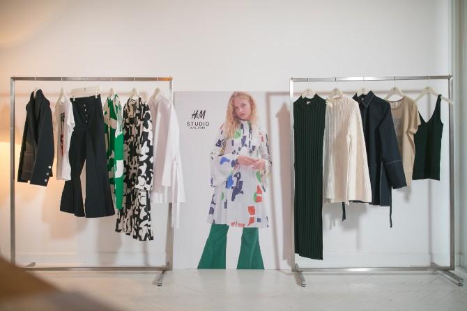HM Studio 4 H&M Studio kolekcija za proleće/leto 2018 predstavljena beogradskoj publici