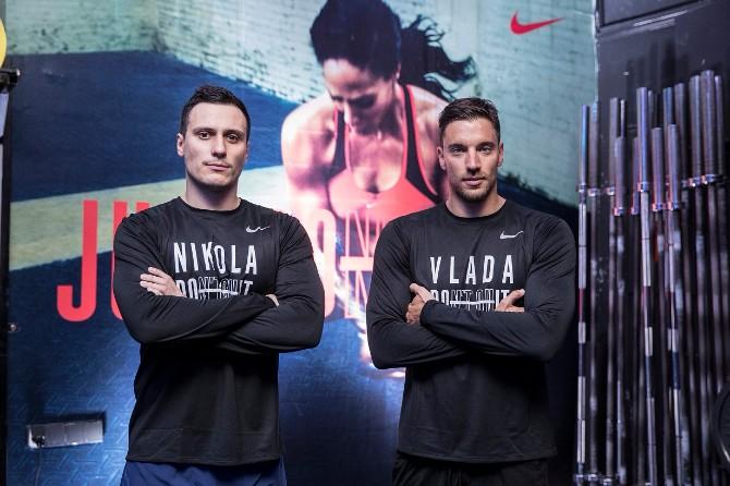 NIKOLA GLISIC I VLADA VUKSANOVIC Nike Metcon 4 može podneti svaku vrstu napora