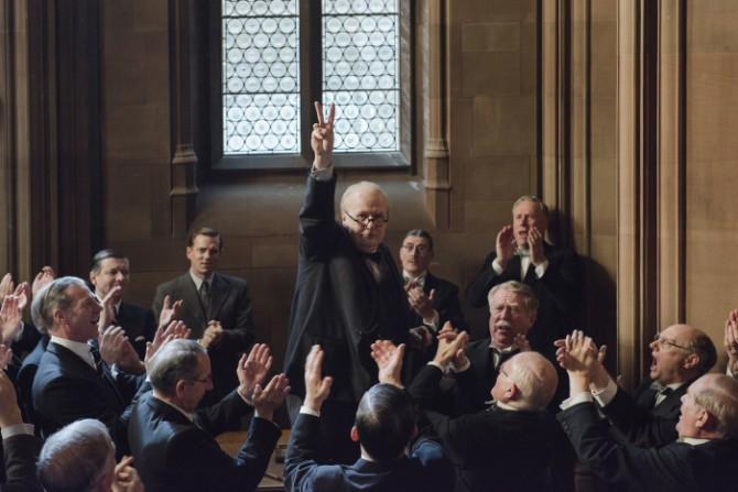 Najmračniji čas Dodeljene BAFTA nagrade