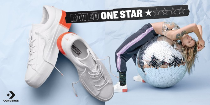 ONE STAR SLAJDER 1200 X 600 PX 2 One Star Colorblock Platform