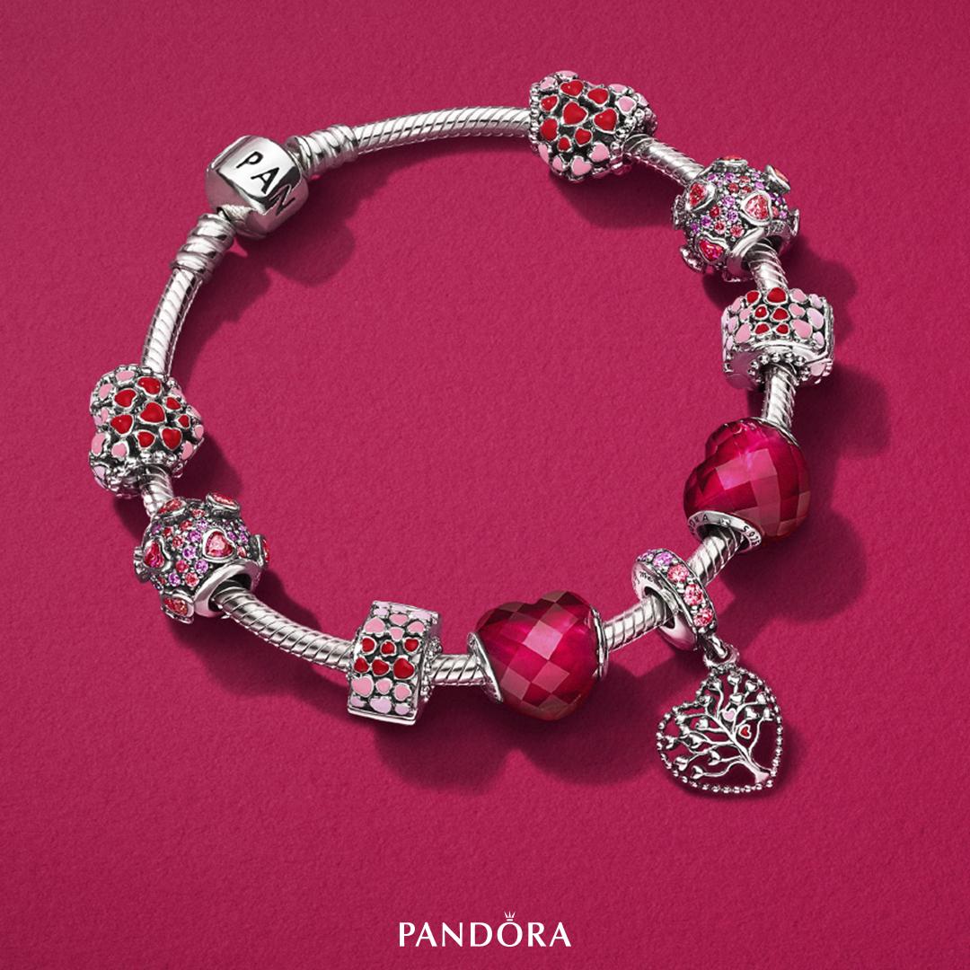 Pandora 1 Nova PANDORA kolekcija za Dan zaljubljenih je stigla i želećeš da imaš svaki komad!