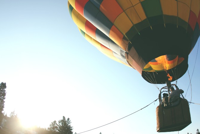 balon Astro: Idealan izlazak za Dan zaljubljenih prema horoskopskom znaku