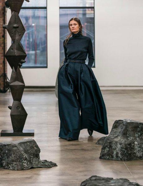 Top 10 najboljih kolekcija sa NYC Nedelje mode