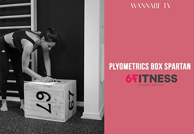 Wannabe Fit: Kratki trening – PLYOMETRICS BOX SPARTAN (VIDEO)