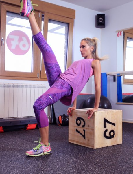 Wannabe Fit: Kratki trening – BODYWEIGHT ONLY (VIDEO)