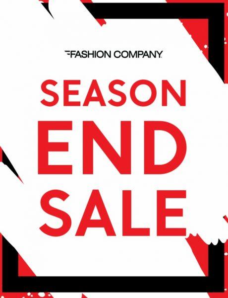 Finiš sezonskih popusta do kraja februara u svim FASHION COMPANY prodavnicama