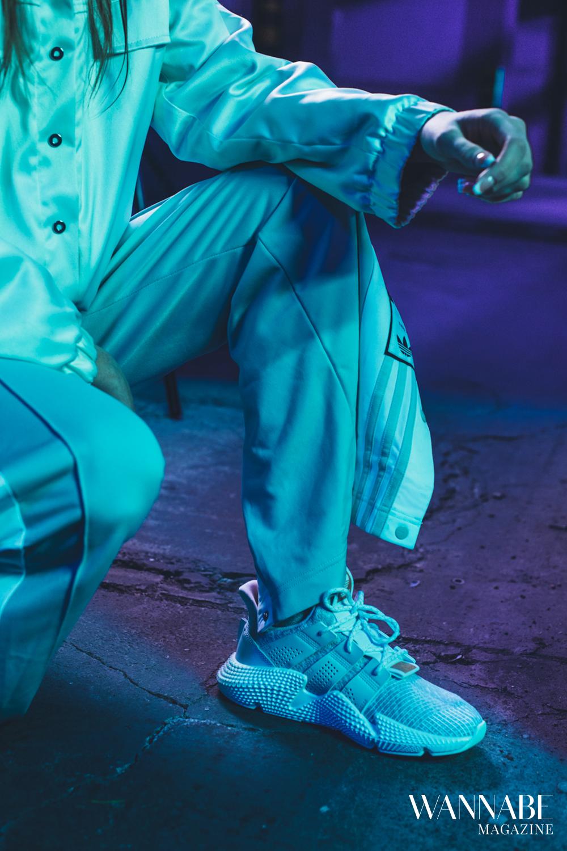 3 Wannabe editorijal: Neon Fever