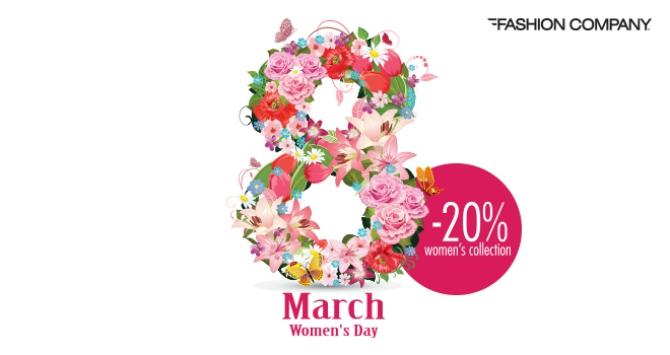 670 Akcija Dan žena u prodavnicama Fashion Company