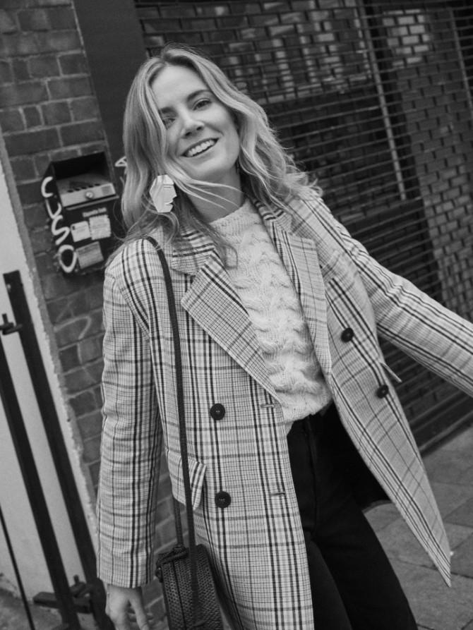 MANGO LUCY W sRGB 1 PR Londonska modna priča Lucy Williams  #MangoGirl
