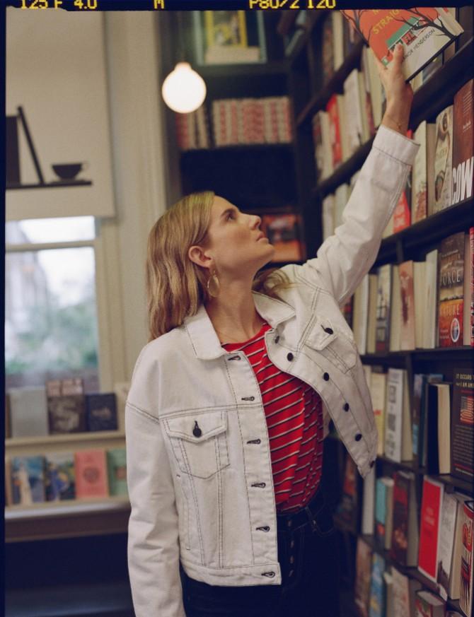 MANGO LUCY W sRGB 12 Londonska modna priča Lucy Williams  #MangoGirl