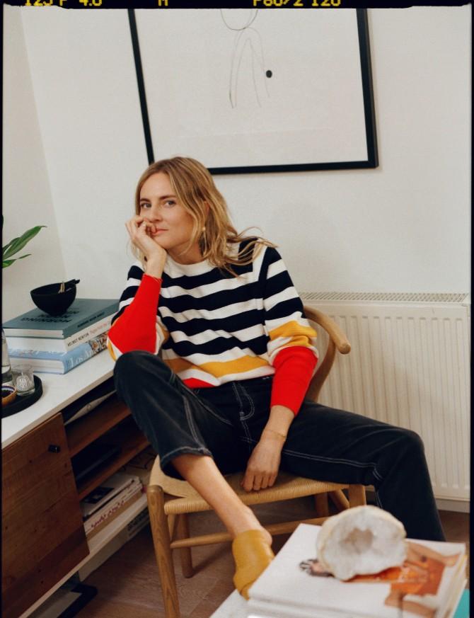 MANGO LUCY W sRGB 14 Londonska modna priča Lucy Williams  #MangoGirl