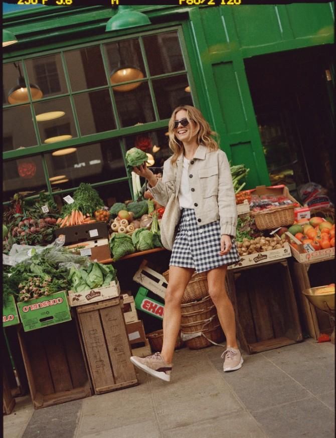 MANGO LUCY W sRGB 4 PR Londonska modna priča Lucy Williams  #MangoGirl
