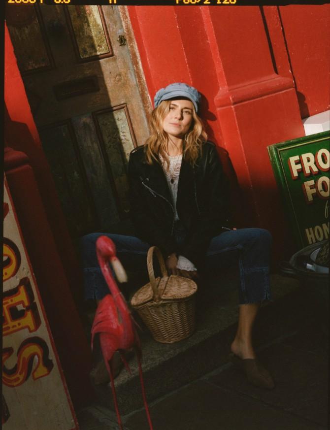 MANGO LUCY W sRGB 7 Londonska modna priča Lucy Williams  #MangoGirl