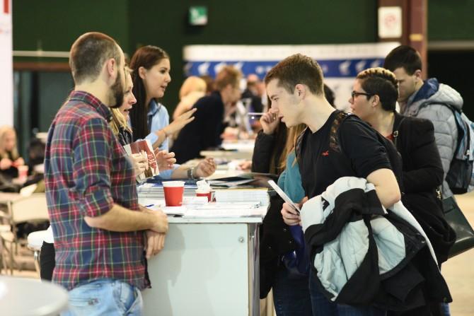 NIK 3560 1 Jubilarni Međunarodni sajam obrazovanja EDUfair™