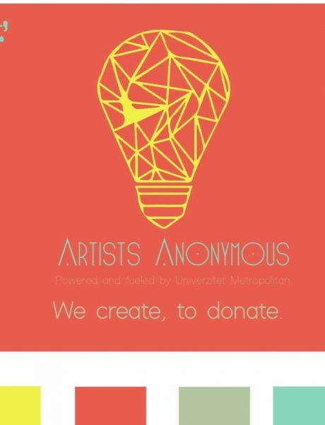 Artist Anonymous- kreativni kanal Univerziteta Metropolitan