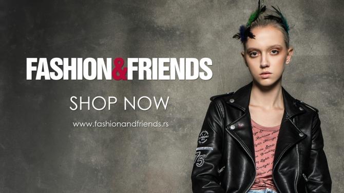 SHOP 670 Lansiran Fashion&Friends online shop  Najveća virtuelna multibrand platforma u regionu