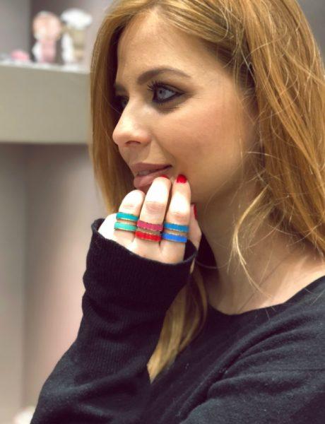 Lepa Nina Janković je potpuno očarana nakitom brenda Oxette
