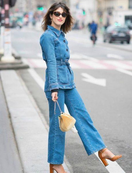 Fashion 101: Kako da nosiš denim on denim trend