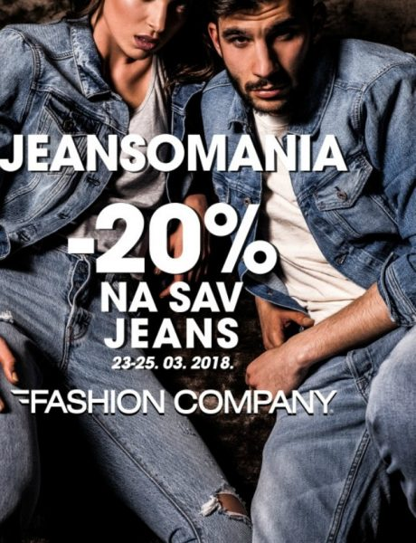 Vikend Jeansomania-Fashion Company