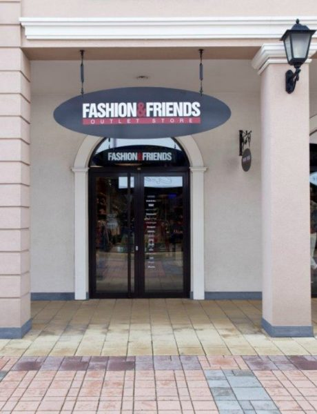 Otvoren prvi Fashion&Friends outlet store u Inđiji