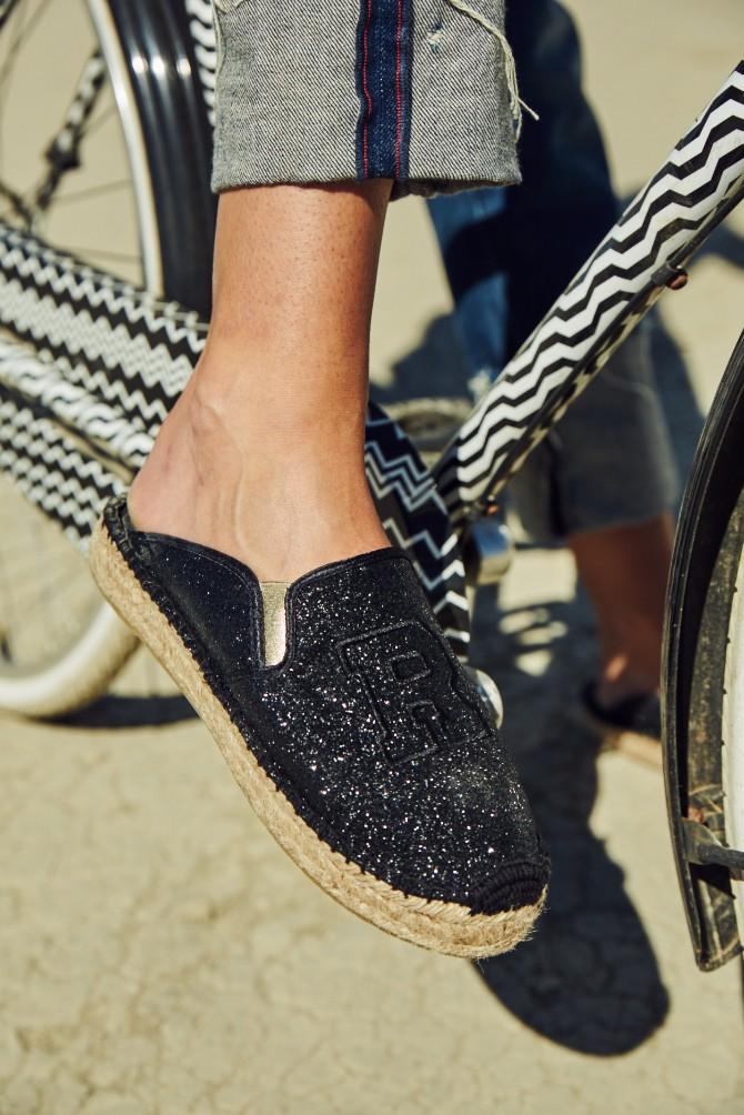 01 STILL 0798 Novi modeli neodoljive REPLAY obuće se perfektno uklapaju u viziju stila glavne kolekcije za proleće leto 2018.