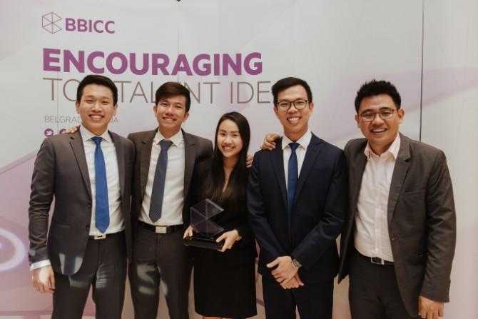 First place Poslovno znanje u praksi: BBICC u aprilu dovodi mlade umove biznis sveta