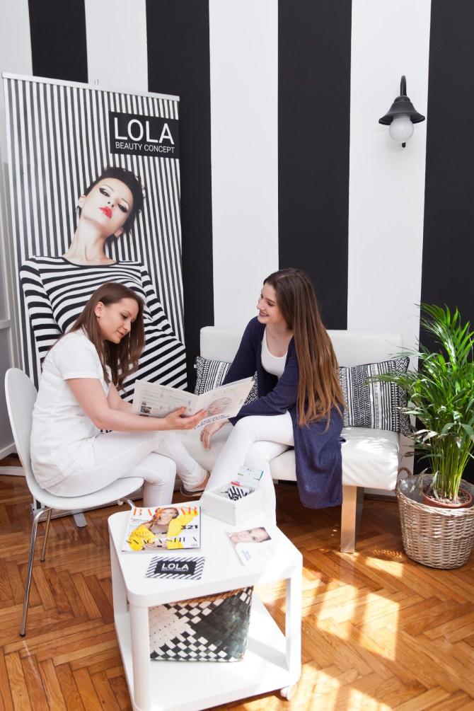 IMG 5640 1 1 1 Omijeni tretman holivudskih glumica sada i u Lola Beauty Concept salonu