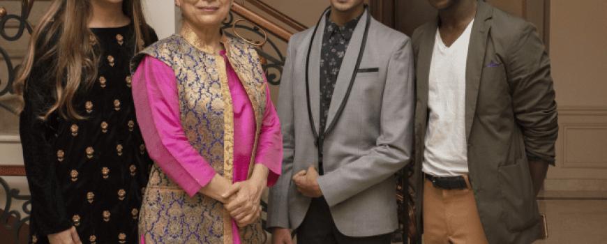 Prijem u rezidenciji ambasade Indije