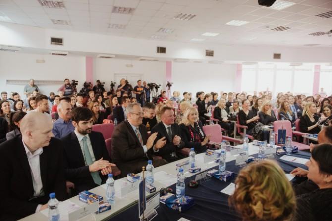 Opening ceremony Poslovno znanje u praksi: BBICC u aprilu dovodi mlade umove biznis sveta