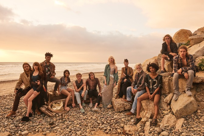 S18 M W K Beach Group Shot 1 Ugg Collective predstavlja proleće/leto 2018