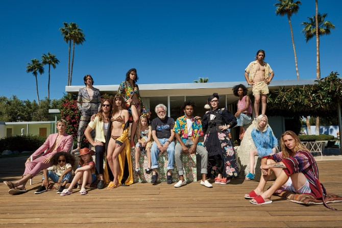 S18 M W K Palm Springs Group 2 Ugg Collective predstavlja proleće/leto 2018