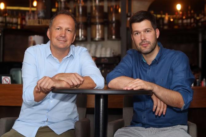 Tomo Ricov i Nikola Vrdoljak 1 Weekend Media Festival: urbani Pariz i Berlin dva najuzbudljivija grada u Europi