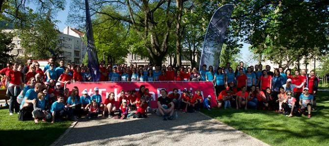 Trka za Petlju 2 smanjeno 1 #TrkaZaPetlju: Više od 500 učesnika Beogradskog maratona